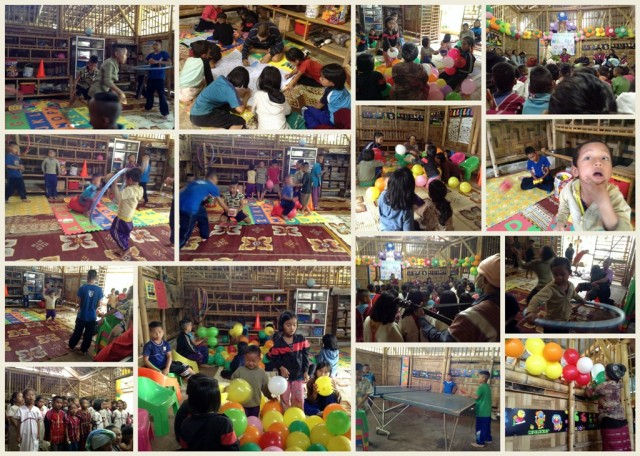 2015-09-04-TS Children Playroom Opening