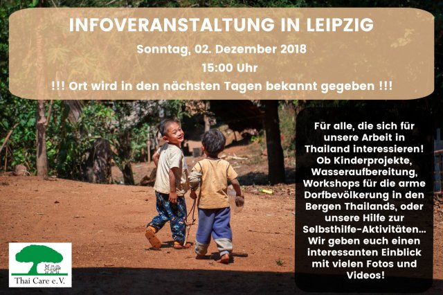 2018-11-19 Info meeting Thai Care Germany